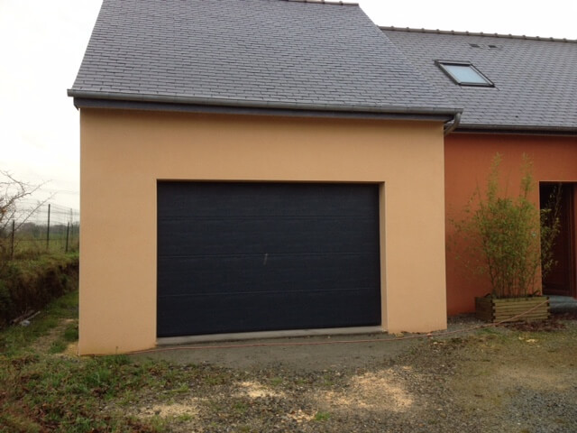 Construction d 39 un garage accol attenant construire for Prix d un garage en dur