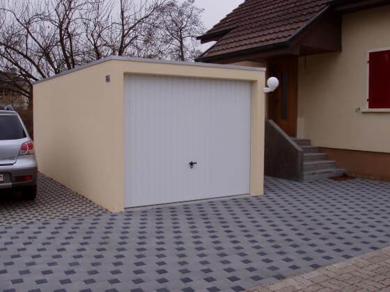 photos de garages pr fabriqu s construire garage com. Black Bedroom Furniture Sets. Home Design Ideas