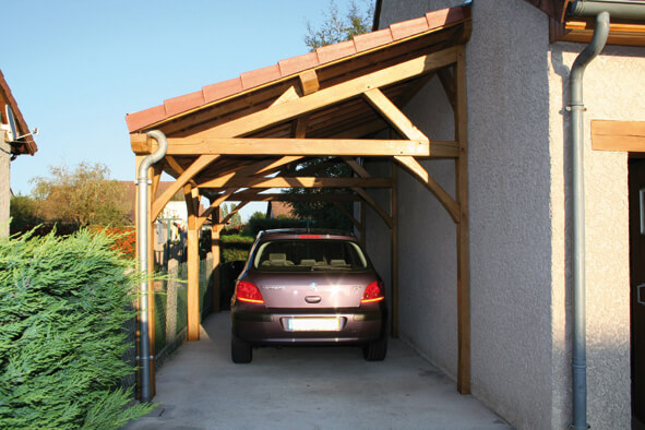 Photos De Appentis Construire Garage Com