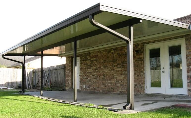 photos de auvents et pergolas construire garage com