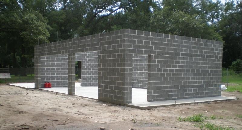 Construire Un Garage En Parpaing