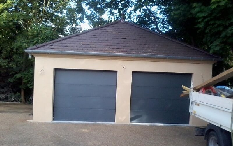 Photos de garages en parpaing construire garage com for Constructeur de garage en parpaing