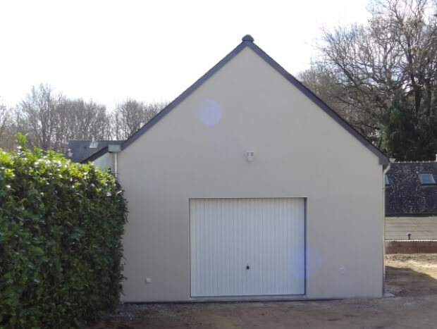 Photos De Garages En Parpaing - Construire-Garage.Com