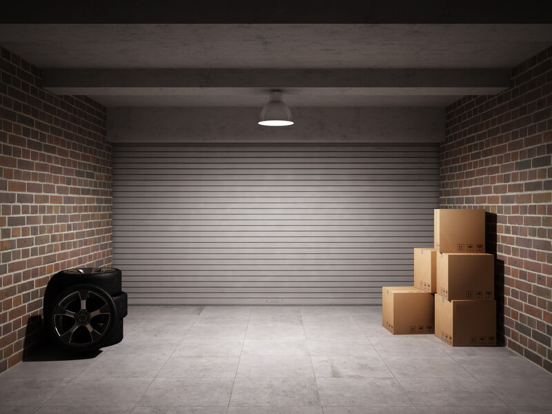 Photos de garages en brique construire garage com for Construire des box garage