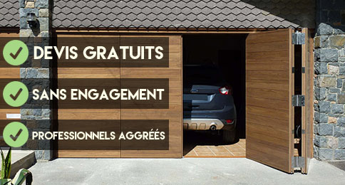 Construction garage traditionnel et abri devis et for Garage devis gratuit